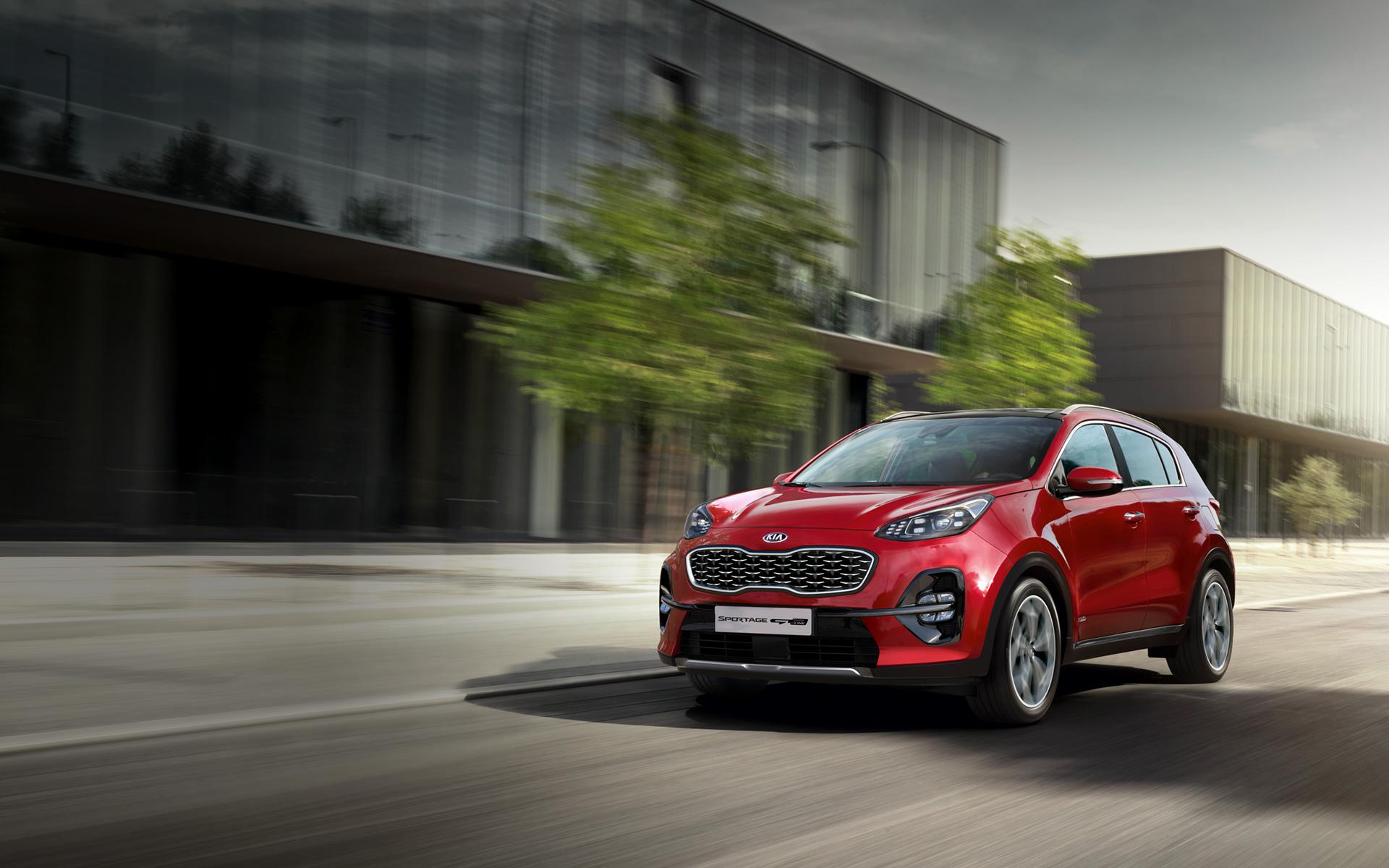 Kia Sportage - Promoție 1000 Euro